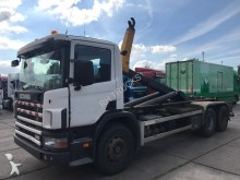 camion Scania P114-380 6X2 FULL STEEL