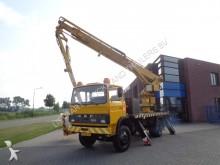 camion DAF 1500 Platform / NL / Super Condition / 18 Meter