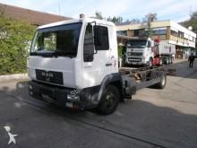 camión MAN LE220C Kühl 12 to Fleisch 5 Rohrb. ohne KüMa!