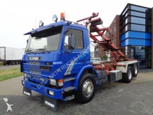 camion Scania 113.320 Tipper / 6x2 / Full Steel / Manual