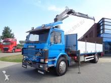 camion Scania 113 320 / Hiab 140 Crane / Laadklep / Euro 2 / M