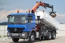 camion ribaltabile bilaterale Mercedes