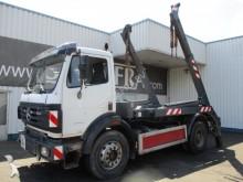camion Mercedes 1824 SK, V6, SPRING SUSPENSION