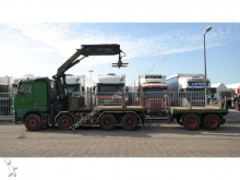 camion Volvo FH 480 8X4 OPEN BOX IN COMBINATION WITH HILSE CO
