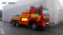 camión Mercedes ACTROS 3348 - SOON EXPECTED - 6X6 RECOVERY FULL STEEL HUB REDUCT