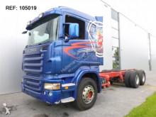 camión Scania SCANIA R500