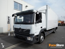camion fourgon Mercedes
