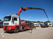 camion MAN TGA 35.440 8x4*6 Fassi F455AXP Flyjib