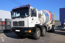 camion MAN 32.364 VF + MIXER STETTER