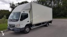 camion fourgon polyfond Mitsubishi Fuso