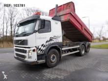 camión Volvo FM9.300 DUMPER FULL STEEL EURO 3