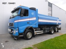 camion Volvo FH12.500 TANK TRUCK MANUAL