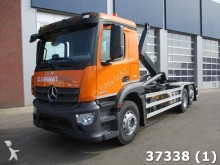 camion Mercedes Antos 2540 Euro 6
