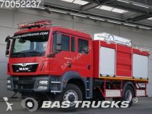 camión MAN TGM 18.250 4X4 Fire Truck, Camion de Pompier, Fe