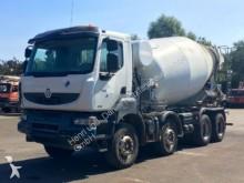 camion Renault Kerax 410 8X4 Kipper / Mischer / Bordmatik /
