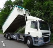 camión volquete para cereal DAF