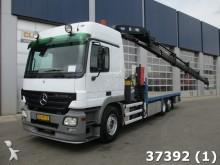 camion Mercedes Actros 2541 EPS Hiab 40 ton/meter Kran