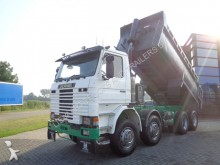 camión Scania 113.360 / 8x4 / Tipper / Full Steel / Manual
