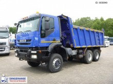 camion Iveco AD330T42 6X6 tipper 16 m3
