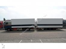 camion DAF XF 105.460 6X2 FRIGO COMBI WITH GROENEWEGEN FRIG