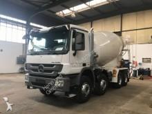 camion Mercedes 4141 / 8X4 12m³ Mischer