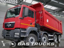 camion MAN TGS 41.400 M 8X4 Big-Axle Steelsuspension Heizun
