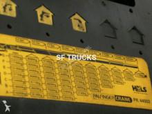 camion Iveco iveco 6x4 grue palfinger 44tm avec treuil longueur 24m grue palfinger