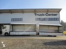 camión Scania R 440 6x2 Schwenkwandaufbau Komplettzug