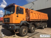 camion MAN 35.414 8x8 - Manual - Full Steel - Euro 2