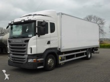 camion Scania R380 Box met lift Manueel / Leasing