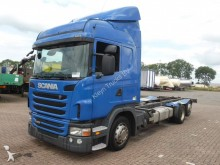 camion Scania G420 MANUAL