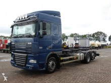camion DAF XF 105.410 MANUAL