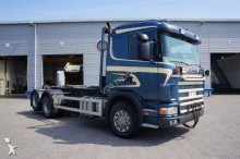 camion Scania 124-400 Manual 6x2 Euro 2 1998 Full steel