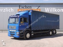 camion MAN TGA 26.360 LL, Liftachse, AHK, Stapleraufnahme