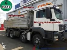 camion MAN TGS 35.440 8x4 Meiller*Schalter*Blattfederung
