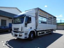 camion Iveco Eurocargo 180S30 CENTINA E TELO KM 270.000