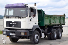 camion MAN FE 360A * Kipper 5,10 m * 6x4 * Bordmatic!