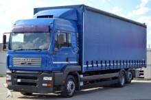 camión lona corredera (tautliner) MAN