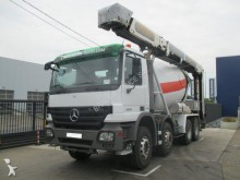 camion Mercedes Actros 3236 STETTER + THEAM 16.5m