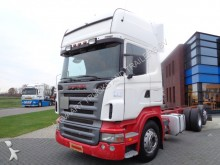 camion Scania R470 Topline 6x2 Chassis / Manual