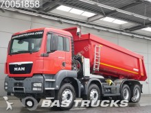 camión MAN TGS 41.400 M 8X4 Manual Big-Axle Euro 3