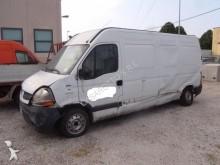 camion Renault Master FURGONE INCIDENTATO