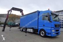 camión MAN TGX 26.440 6x2 Euro5 Hochkran PK34002 +JIB /34 m