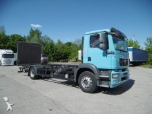 camion MAN 18.290 TGM Fahrgestell Chassis LBW