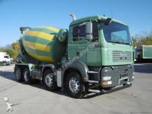 camion MAN 32.360 8x4 Euro 4 Intermix 9m³ Alufelgen