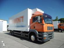 camion MAN 18.360 Lebensmittelkoffer Dieselkühlung D-Lkw