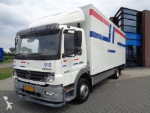 camion Mercedes Atego 1222 / Manual / Box / NL Truck