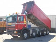 camión DAF Ginaf G5447 Kipper 10x8 Top Condition DAF Engine