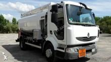 camión cisterna hidrocarburos usado