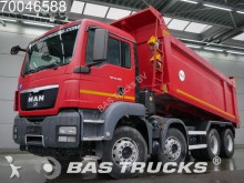 camión MAN TGS 41.400 M 8X4 German Big-Axle Steelsuspension